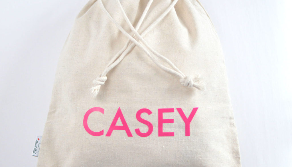 Personalized Gift Bags For Spa Themed Birthday Party